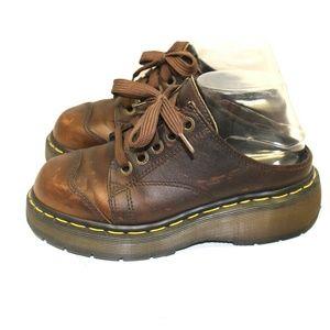 3691 Dr. Martens Women US 6 Clogs Shoes Platform